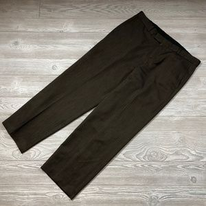 Kenneth Cole Black Dress Pants Men's 36x30 R70